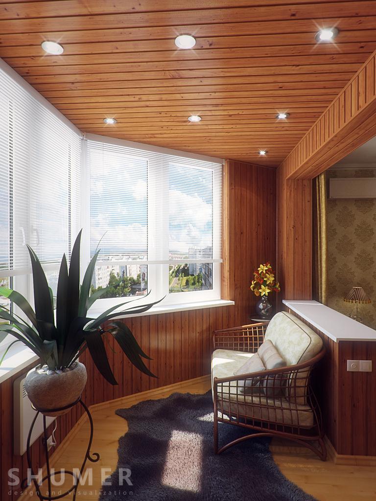 Светильник на балкон: подборка фото креативных идей.